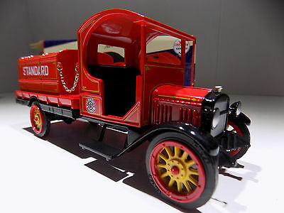 1919 GMC TANKER TRUCK # 4 in the CHEVRON,STANDARD, RED CROWN Series MIB