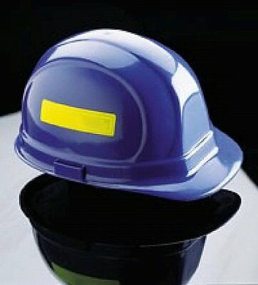 hard hat reflective tape safety yellow 1x4 5 each NFPA-Approved Retroflective