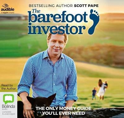 NEW The Barefoot Investor : The Only Money Guide You'll Ever Need By Scott Pape