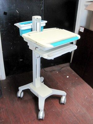Ergotron SV31-31002 StyleView Notebook Height Adjusted Keyboard Tray Rollin Cart