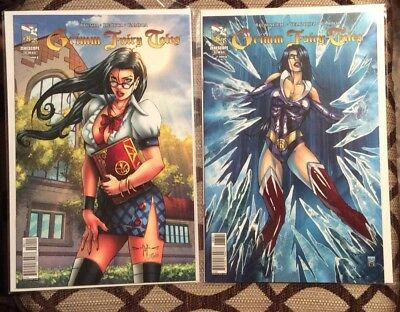 Zenescope Comics - Grimm Fairy Tales - Lot of 2 - Issue #82 and 83