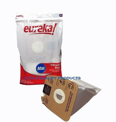 3 Genuine Eureka MM Mighty Mite 3670 3680 Canister Vacuum Bags