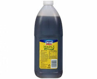Cottees By Heinz 3 Litre Maple Flavoured Syrup - Free Post