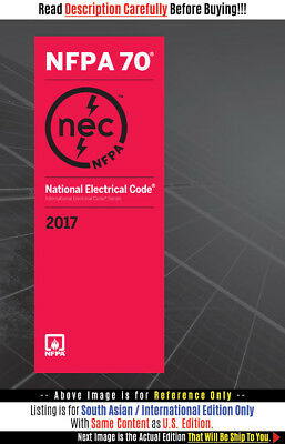 *FAST SHIP* - NFPA 70: National Electrical Code 2017, 1E by National F