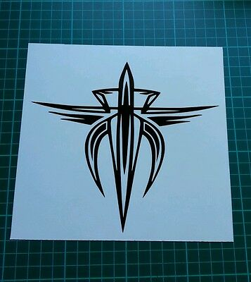 Supra Tribal Logo Decal From The Fast And The Furious Sticker