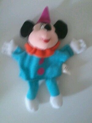 Mickey Mouse  Handpuppe , Fingerpuppe von Mc Donalds