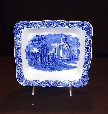 Lovely Antique George Jones & Sons,square Cereal Bowl, Made In England,abby1790