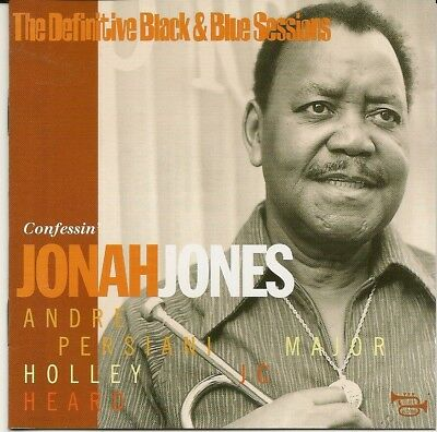 Jonah Jones - Confessin' - The Definitive Black & Blue Sessions