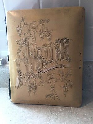 Antique Awesome  Late 1800s Family Photo Album