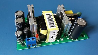 AC DC Converter 90-264V to 12V 2A Industrial DIY Switching Power Supply Module