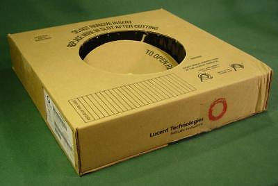 Unopened Package 600 Ft Lucent 4 Conductor Telephone Wire Cable 4C/22 Cmr Copper