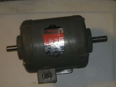 Delta rockwell 1.5 hp 3 phase 1725 rpm lathe bandsaw or drill press motor