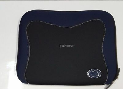 "Penn State Imprinted Laptop Sleeve / Bag Fits 13"" - 15"" Neoprene FREE SHIP"