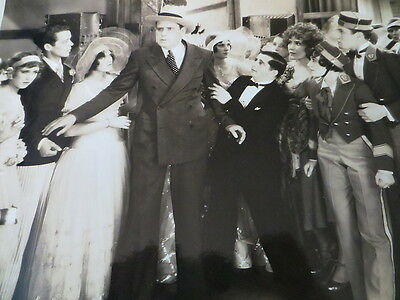 1929 On with the Show Musical Film Original Vintage Scene Photo OWS192 8x10 #395
