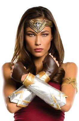 Wonder Woman Cosplay HeadPiece- Adult/Child Size from DC Comics