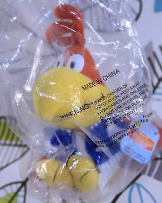 Sonny The Cuckoo Bird Breakfast Pals Cereal Cocoa Puffs Plush Toy Beanie