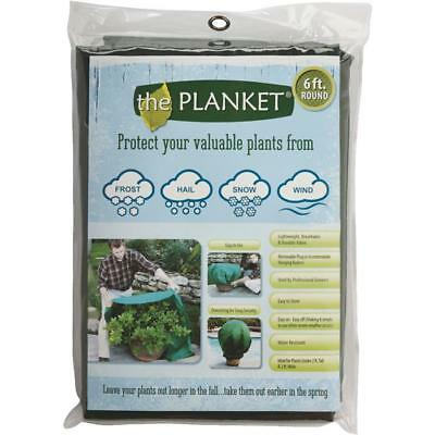 New! The Planket Frost Protection Plant Cover 6 ft Round