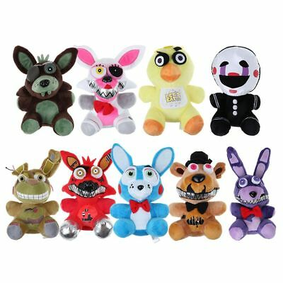 """7"""" Five Nights at Freddy's FNAF Horror Game Plush Dolls Horror Game Plushie Toys"""