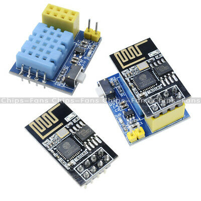 ESP8266 ESP-01S DHT11 Temperature&Humidity Shield Sensor WIFI Wireless Module