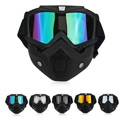Winter Snow Sport Goggles Ski Snowboard Snowmobile Face Mask Sun Glasses Eyewear