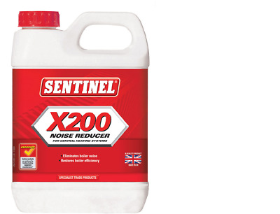 SENTINEL X200 Noise reducer OR X300  CENTRAL HEATING 1 LITRE