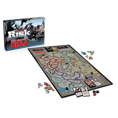Walking Dead Board Game Risk *French Version*