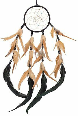 Dreamcatcher - Handmade Beaded Native American Decoration For Bed-Room, Wall Han