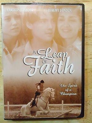 A Leap of Faith (DVD, 2006)(A112)