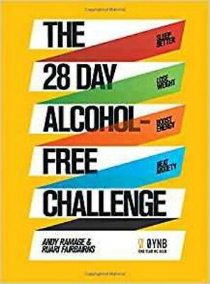 The 28 Day Alcohol-Free Challenge: Sleep Better, Lose Weight, Boost Energy, Beat