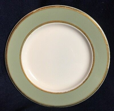 Taylor Smith Taylor Classic Heritage Green Bread and Butter Plate Set of 2