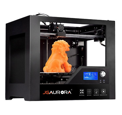 3D Printer Premium High Speed Printing - 3 Inch Large LCD Screen - JG Aurora