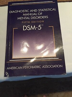 Diagnostic and Statistical manual of Mental Disorders fourth