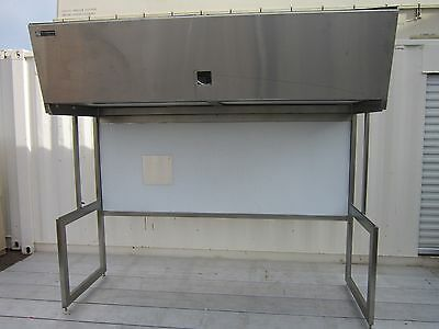 Terra Universal Vertical Laminar Flow Hood, 2001-33, With Stand, Price Reduced!