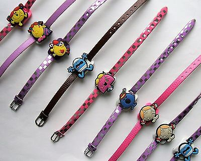 SHOE CHARM BRACELETS (M1) - inspired by CUTE CARTOON CHARACTERS