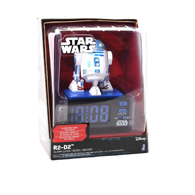 DIV-15209-Star-Wars-Rouge-One-R2D2- Kinder Wecker.