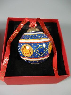 Halcyon Days Ornament Historic Royal Palaces NEW