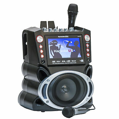KARAOKE PLAYER MACHINE with *4000* Spanish Music Pack 1 Free