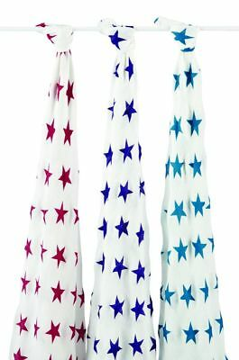 Celebration 3-Pack Silky Soft Swaddles  Aden + Anais