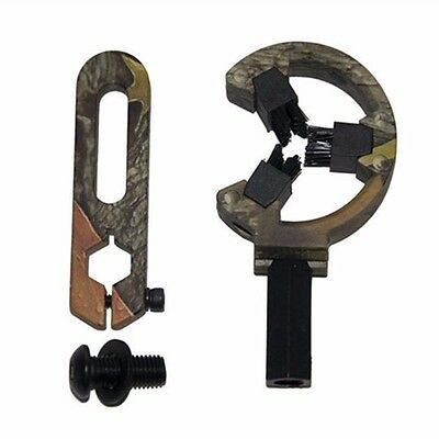 Camo L/R Hostage Holding Brush Arrow Rest Whisker Compound Bow Hunting Archery