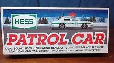 Hess* 1993* Toy* Patrol* Car* Mib*