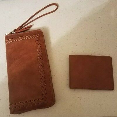 his and hers wallets