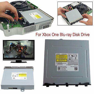 For XBOX ONE Game Blu-ray Disk Drive Replace Lite-On DG-6M1S-01B & DG-6M1S-02B