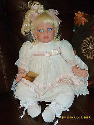 Fayzah Spanos Doll ''''madison Rose''''