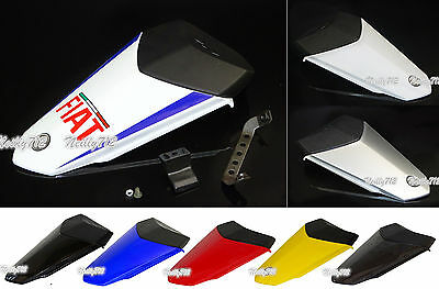 Passenger Pillion Rear Seat Cover Tail Cowl Fit 2015-2017 YAMAHA YZF R1 R1M R1S