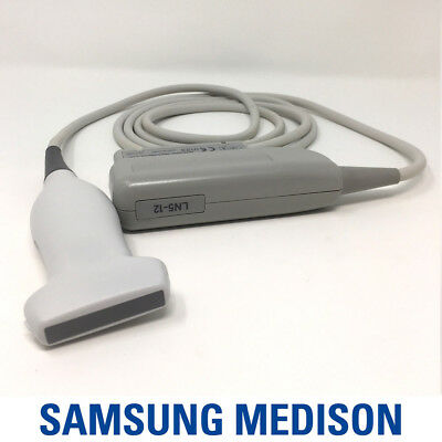 Medison LN5-12 Linear Probe Transducer for Samsung R3 and R5 Ultrasounds