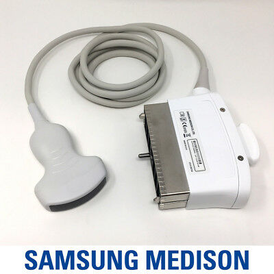 Medison C2-6IC Convex Probe Transducer for UGEO WS-80A Systems 2-6MHz