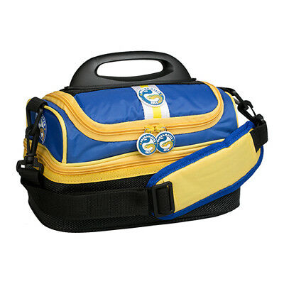 Parramatta Eels NRL Dome Lunch Box Cooler Bag Insulated Rugby League