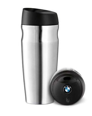 Genuine BMW Stainless Steel Thermo Tumbler Travel Mug 450ml 80562211967