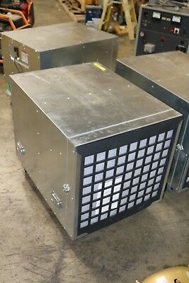 NEW Abatement Technologies HEPA-Aire Portable Air Scrubber 1200cfm/2000cfm H2KM