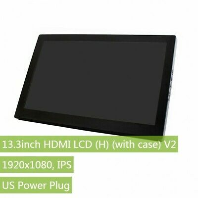 Waveshare 13.3inch 1920x1080 HDMI LCD IPS Display Capacitive Computer Monitor